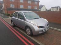 Nissan Micra, 1.2L, low miles and immaculate condition