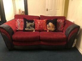 DFS sofa bed settee