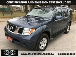 2006 Nissan Pathfinder LEATHER SUNROOF 7PASS - 4X4