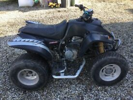 Apache 250 RXL Quad In Fair Condition, Off Road - On Road