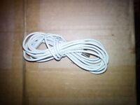 Apple iPhone iPad extra long Lightning USB charge and sync cable very long