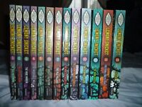 Lemony Snicket Books Set - 'series of unfortunate events'