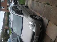 ford fiesta 04 full service history m.o.t untill end july