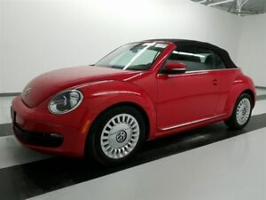 2014 Volkswagen Beetle 1.8 TSI SE Convertible Leather