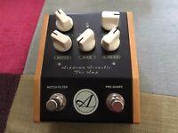 Ashdown AA-Pedal Acoustic Preamp/DI Pedal