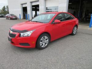2014 Chevrolet Cruze 1LT FWD - REAR VIEW CAMERA / 1 OWNER