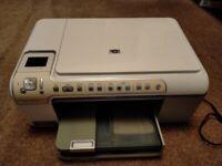 HP Photosmart C5280 All-in-one Printer