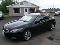2010 Honda Accord Coupe EX Sunroof Auto Loaded