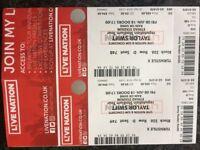 2 x Taylor Swift Reputation Stadium Tour Tickets 7pm Fri 8th June Etihad Stadium Manchester