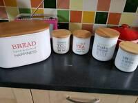 Kitchen Ceramic Storage jars