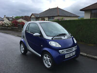 **** WEE SMART CAR WITH MOT TEST ****