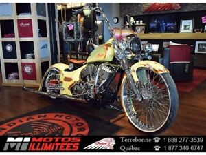 2017 Indian Motorcycles Chief Mexicain