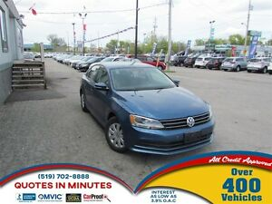 2016 Volkswagen Jetta TRENDLINE | HEATED SEATS | BACKUP CAM