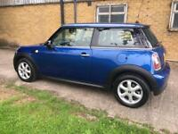 58 2008 Mini ONE 1.4 START/STOP EXCEPTIONAL THROUGHOUT