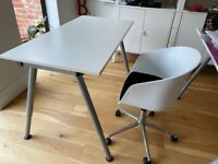 Habitat height adjustable office chair