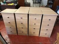 Bedside Drawers (5 available (price for 1))