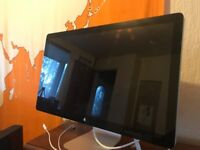 """Pre-owned 27"""" A1407 Apple Thunderbolt widescreen LED monitor"""