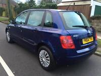 FIAT STILO ACTIVE 16V LONG MOT STARTS AND DRIVES PERFECT CHEAP INSURANCE