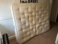 Good quality double mattress - free if collected