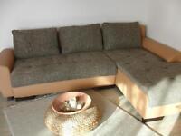 Funktionsecke Sofa Wohnlandschaft Schlafcouch Ottomane Couch Nordrhein-Westfalen - Kerpen Vorschau