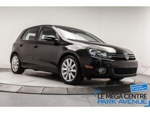 2012 Volkswagen Golf 2.0 TDI Highline, CUIR, TOIT