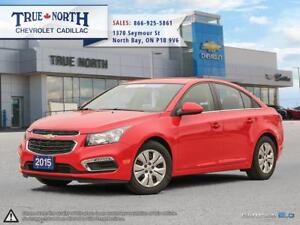 2015 Chevrolet Cruze FWD - WINTER TIRES INCLUDED