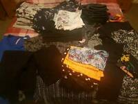 Huge job lot of womens clothes. Sizes 14-20.