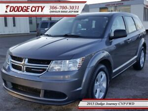 2013 Dodge Journey CVP   FWD   PST Paid - Uconnect, Dual Temp