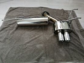 MX5 ND exhaust silencer - Good-Win Racing SuperStreet Twin Tip