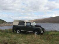 1975 Land Rover series 3 lwb