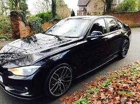 Bmw F30 320d only 96k M performance kitted choice of 4