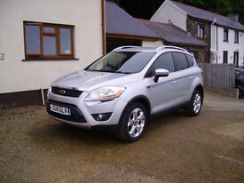 FORD KUGA 163 TITANIUM 4 WHEEL DRIVE