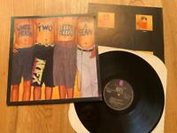 Nofx white trash two heebs and a bean first press vinyl punk