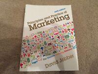 Principles and Practice of Marketing - David Jobber Paperback