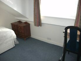 attic single room drewry lane furnished £60 per week inc bills