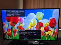 """Panasonic 49"""" 49DX600B 4K UHD WIFI SMART LED TV"""