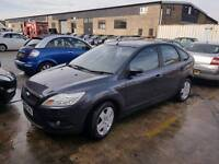 2008 new shape focus 1.6 petrol 100k with service history £1550 quick sale