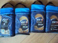 elf evolution 5W-30 engine oil