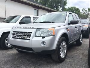 2008 Land Rover LR2 ALL VEHICLES REDUCED!!
