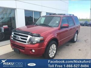 2014 Ford Expedition Limited LOADED! $308.38 b/weekly.