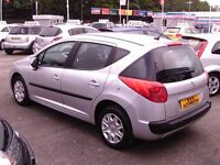 2010 PEUGEOT 207 SW HDI 1560cc *£30 ROAD TAX* M.O.T/WARRANTY (FINANCE AVAILABLE)