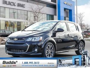 2017 Chevrolet Sonic LT Auto Financing as low as 0.9% for up...