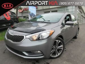 2014 Kia Forte5 2.0L EX backup camera/ heated seats