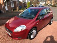 Fiat Punto Grande 1.2 Active 2006(56) Cheap Insurance