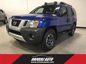 2014 Nissan Xterra PRO-4X PRO-4X, REARVIEW CAMERA, NAVIGATION