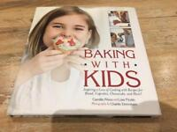 Baking With Kids- cookery book