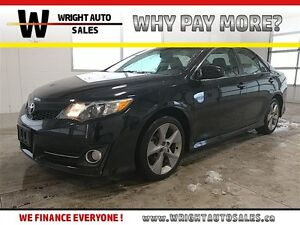 2013 Toyota Camry SE| LEATHER| SUNROOF| BLUETOOTH| 50,373KMS