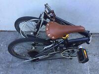 Dahon Folding Bike -- 6 speeds, 20 inch wheels, ultralight