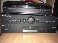 Cambridge audio azur 340A cd and amp