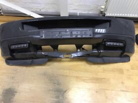 Range Rover sports front and rear bumper